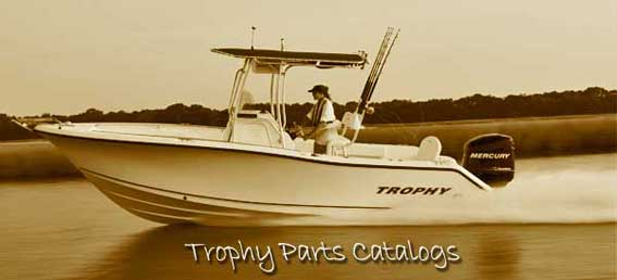 Trophy Boats Online Parts Catalogs